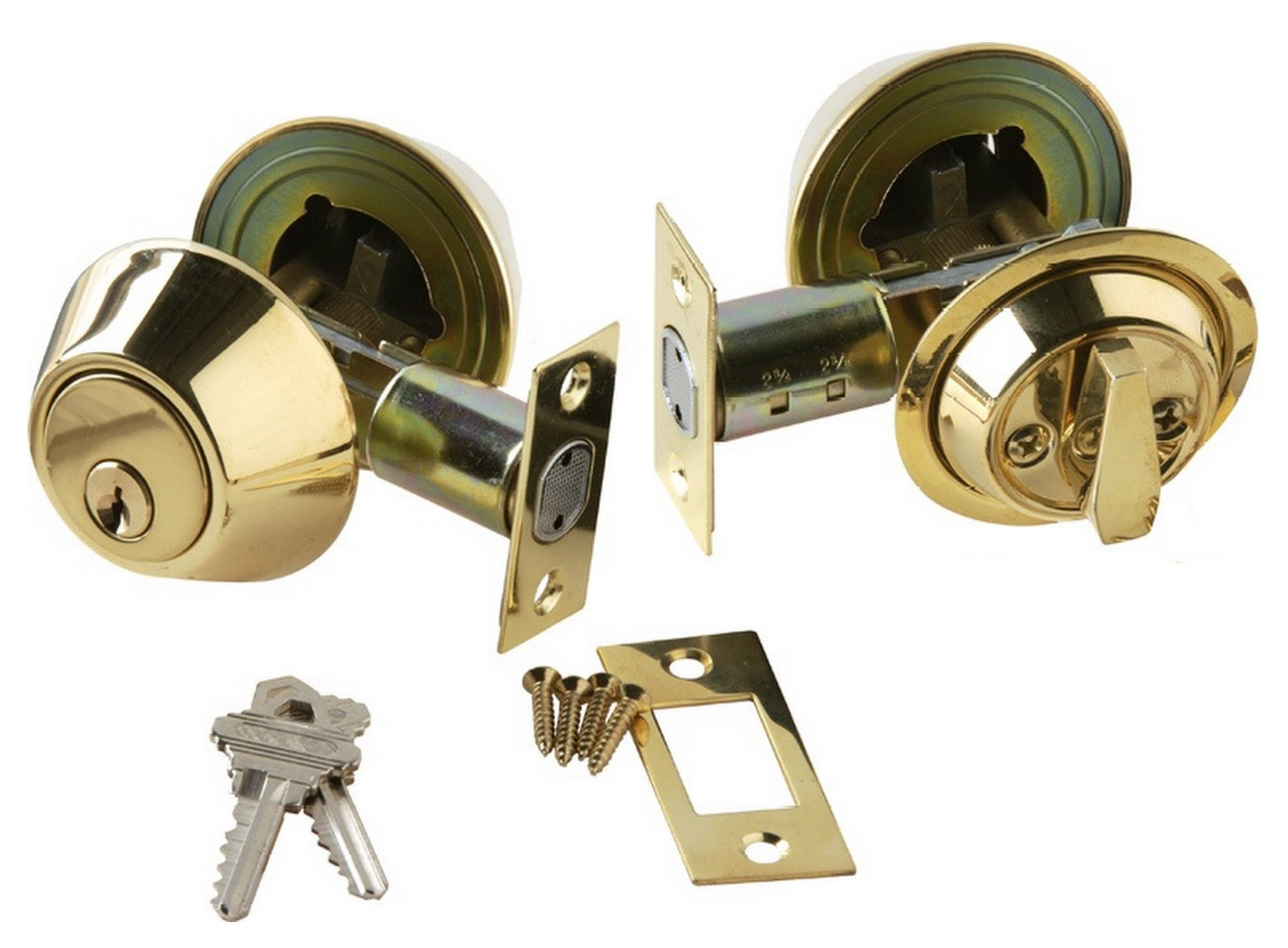 2 inch backset door knobs photo - 4