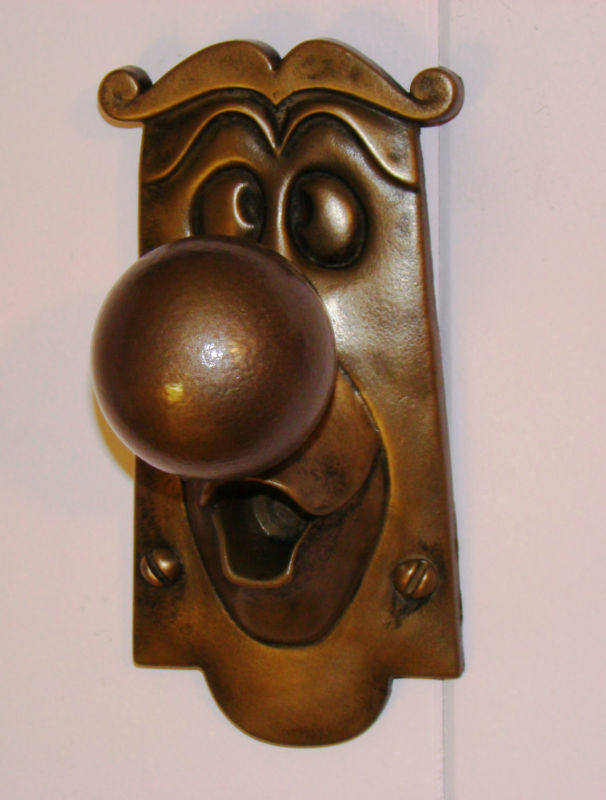 alice wonderland door knob photo - 16