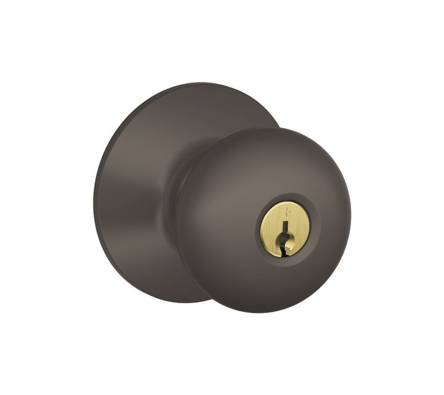 always locked door knob photo - 11