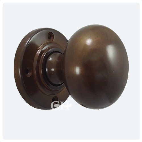 antique bronze door knobs photo - 17