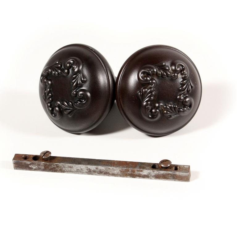 antique door knob sets photo - 20
