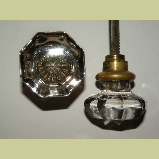 antique glass door knobs photo - 16