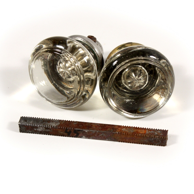 antique glass door knobs for sale photo - 15