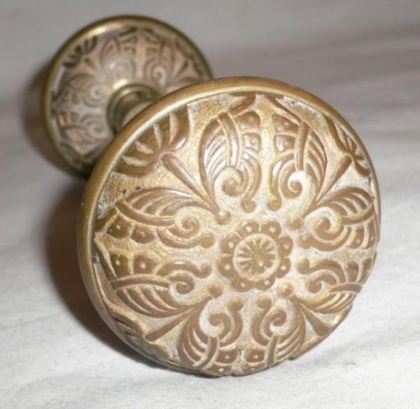 antique interior door knobs photo - 16