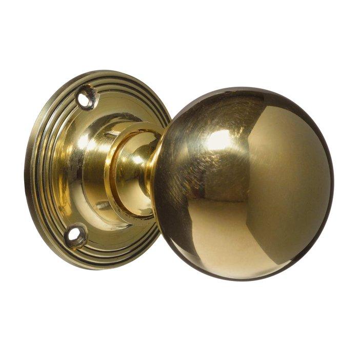 antique style door knobs photo - 16