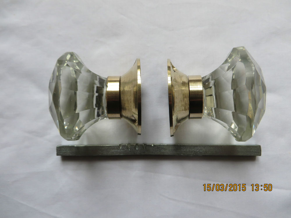 antique style door knobs photo - 20