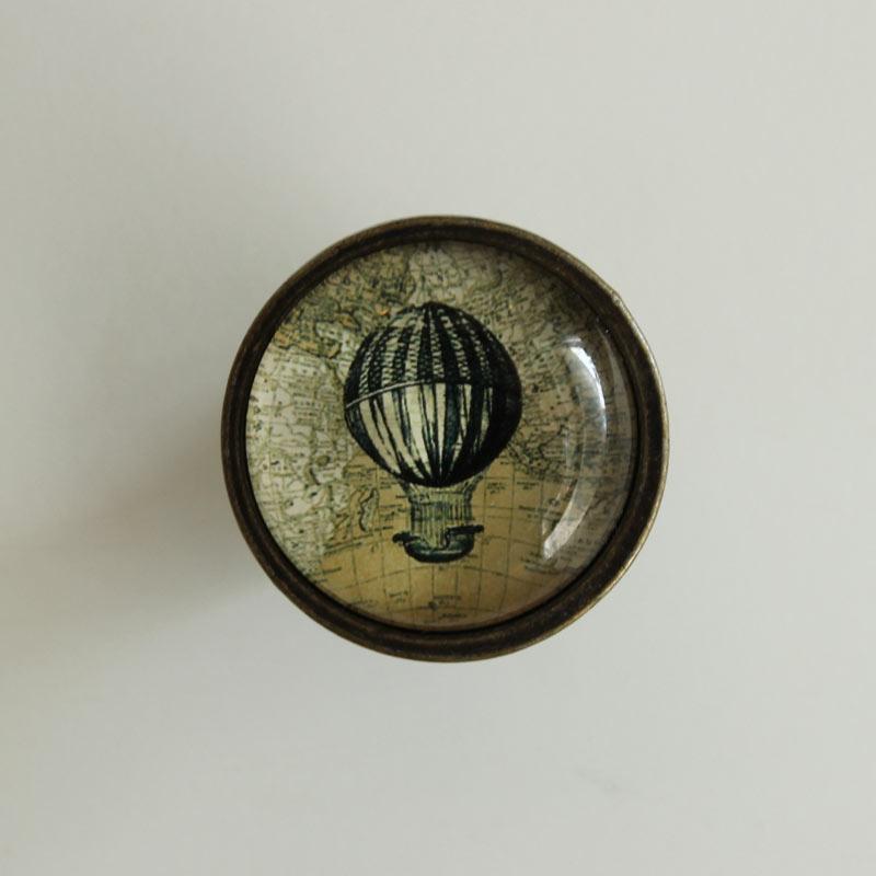 antique style door knobs photo - 5