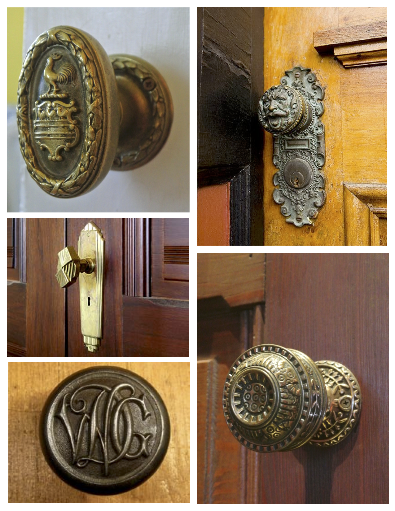 architectural door knobs photo - 1