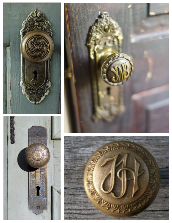 architectural door knobs photo - 18