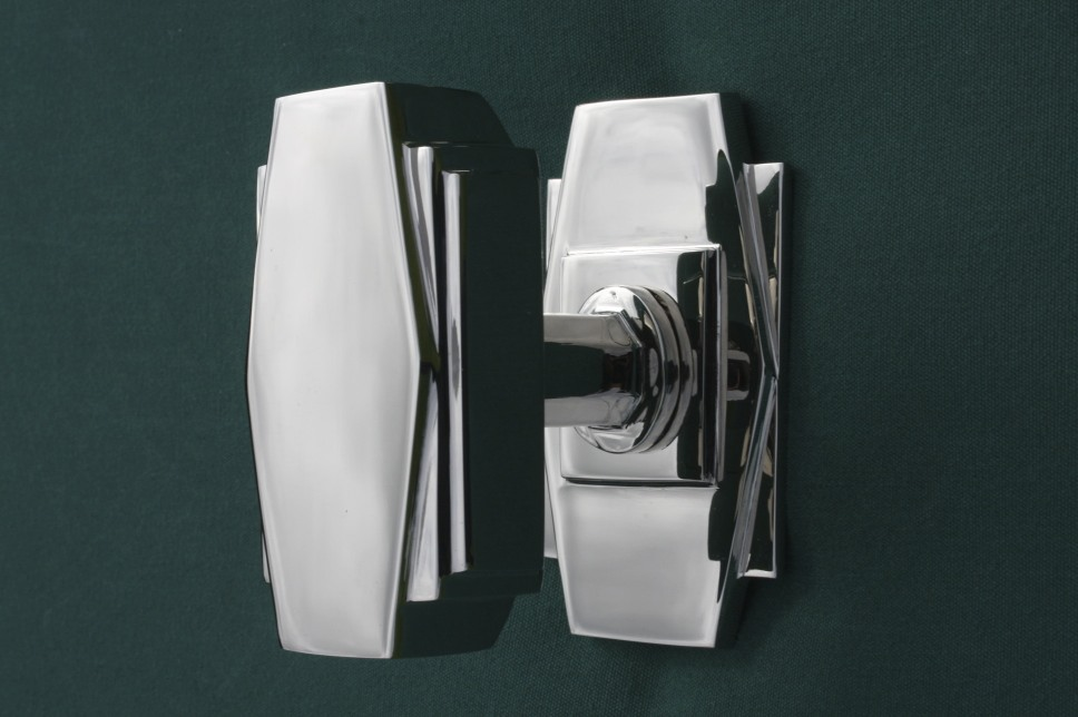 art deco door knob photo - 20