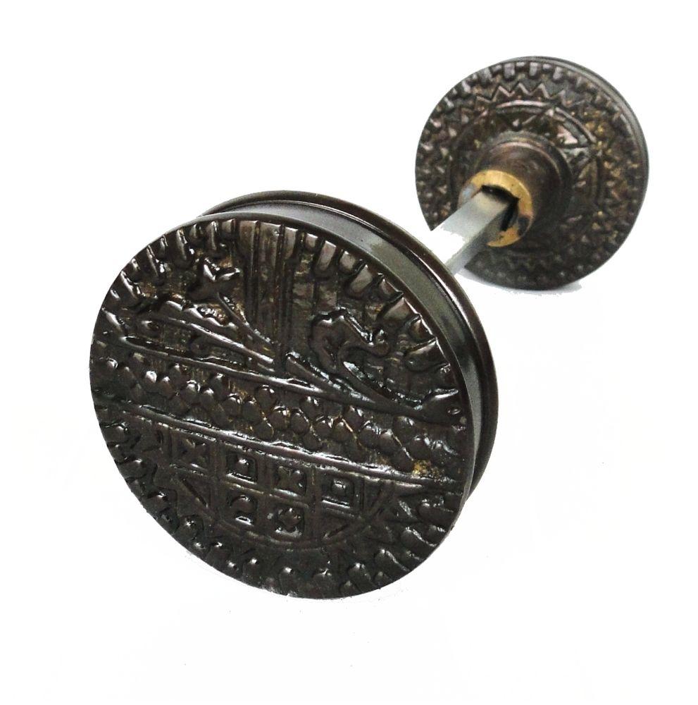 arts and crafts door knobs photo - 10