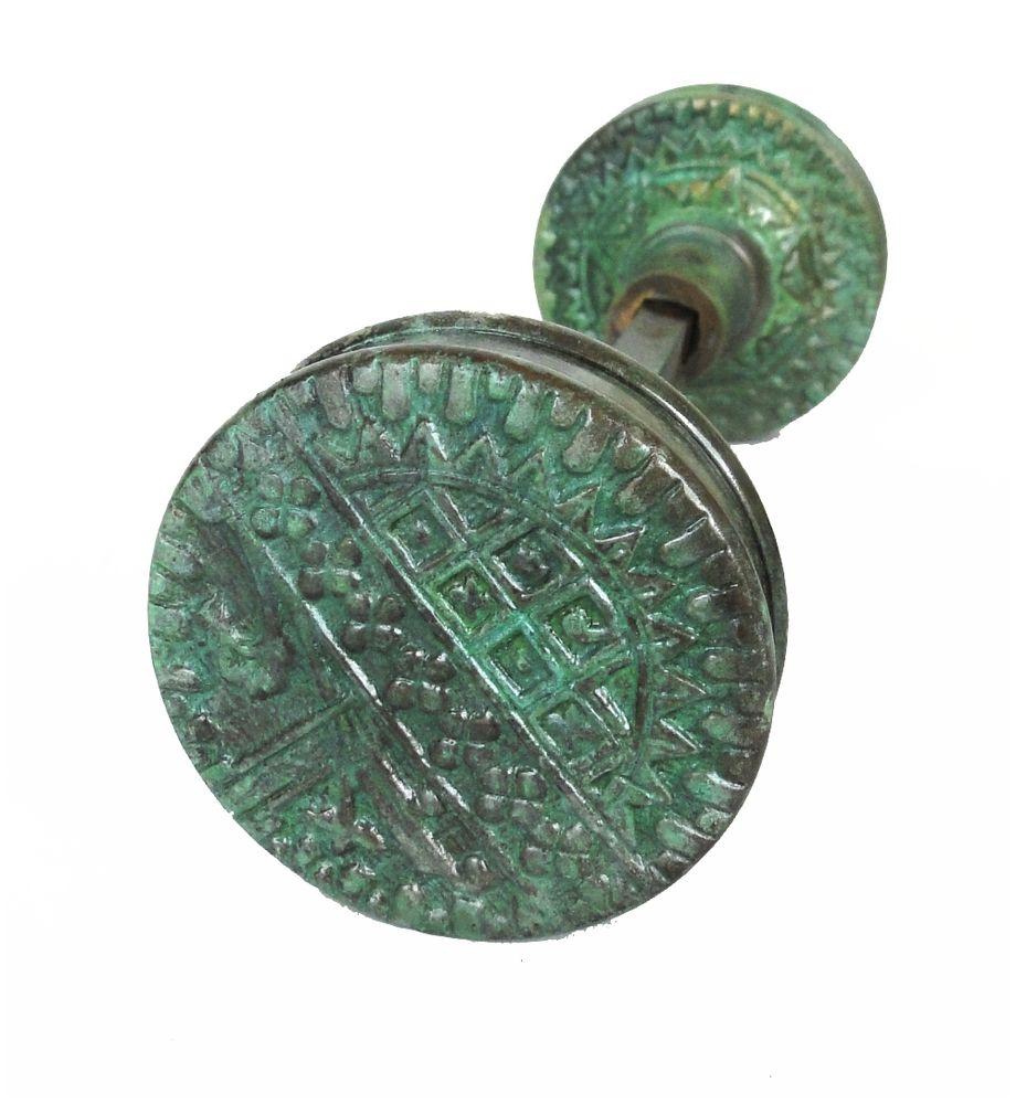 arts and crafts door knobs photo - 2