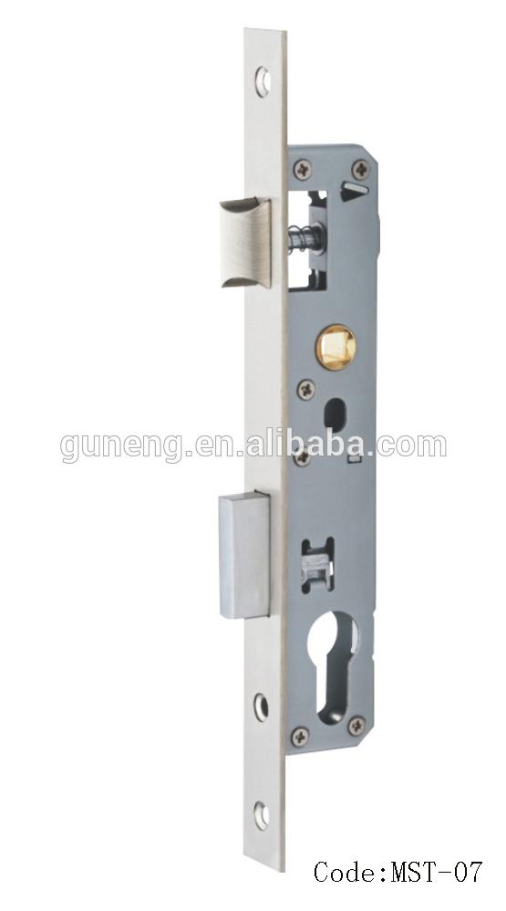 automatic locking door knob photo - 4