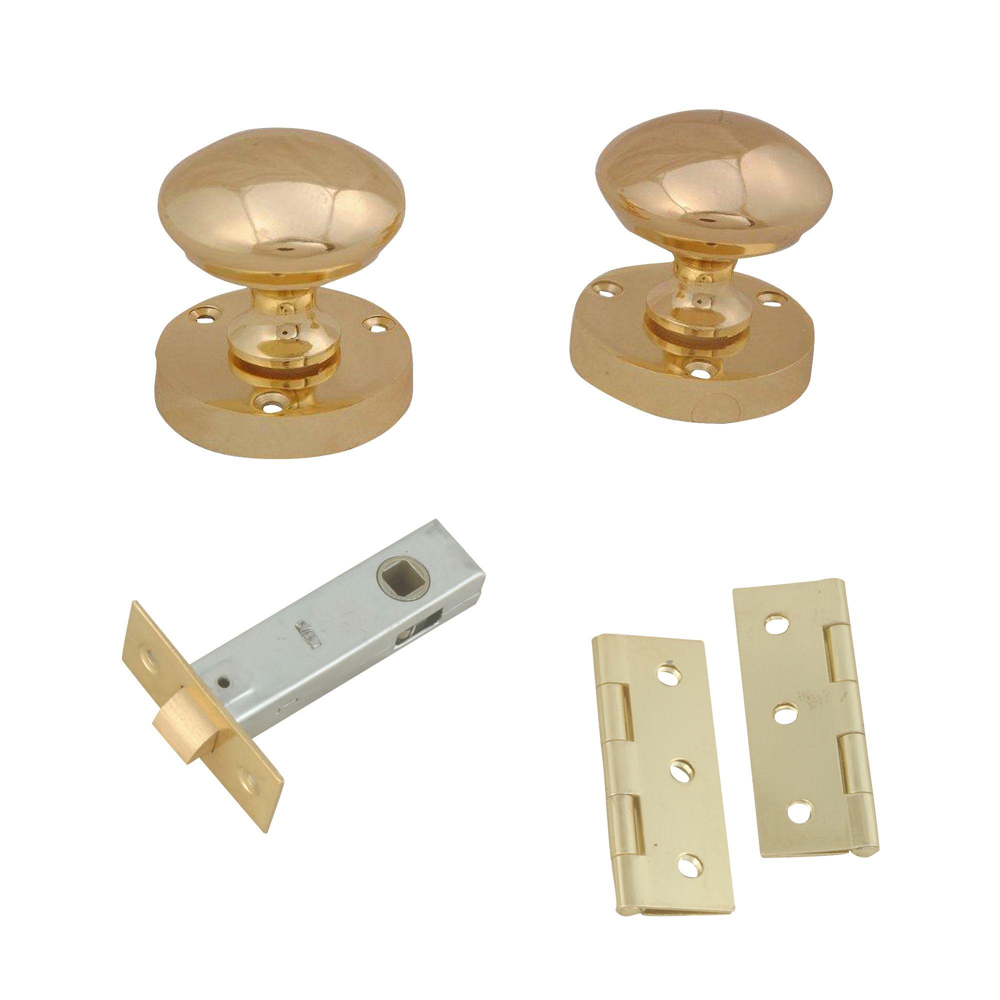 b&q door knobs photo - 11