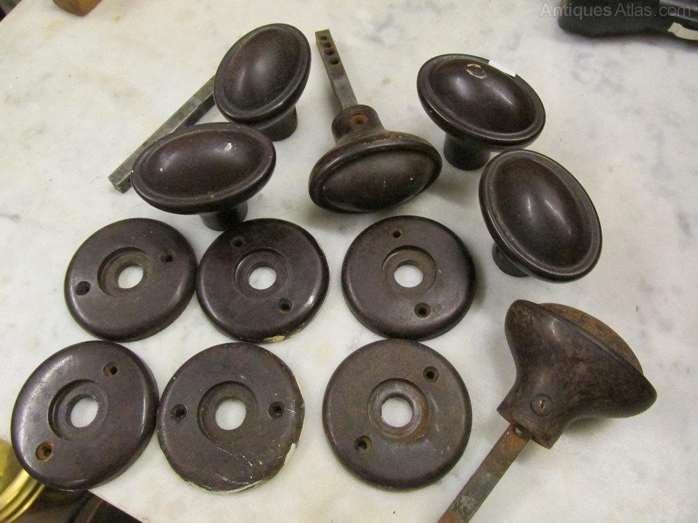 bakelite door knobs photo - 13