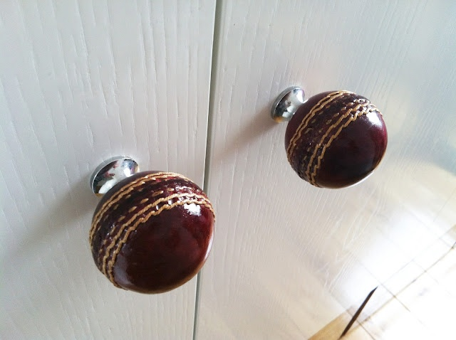 baseball door knobs photo - 10