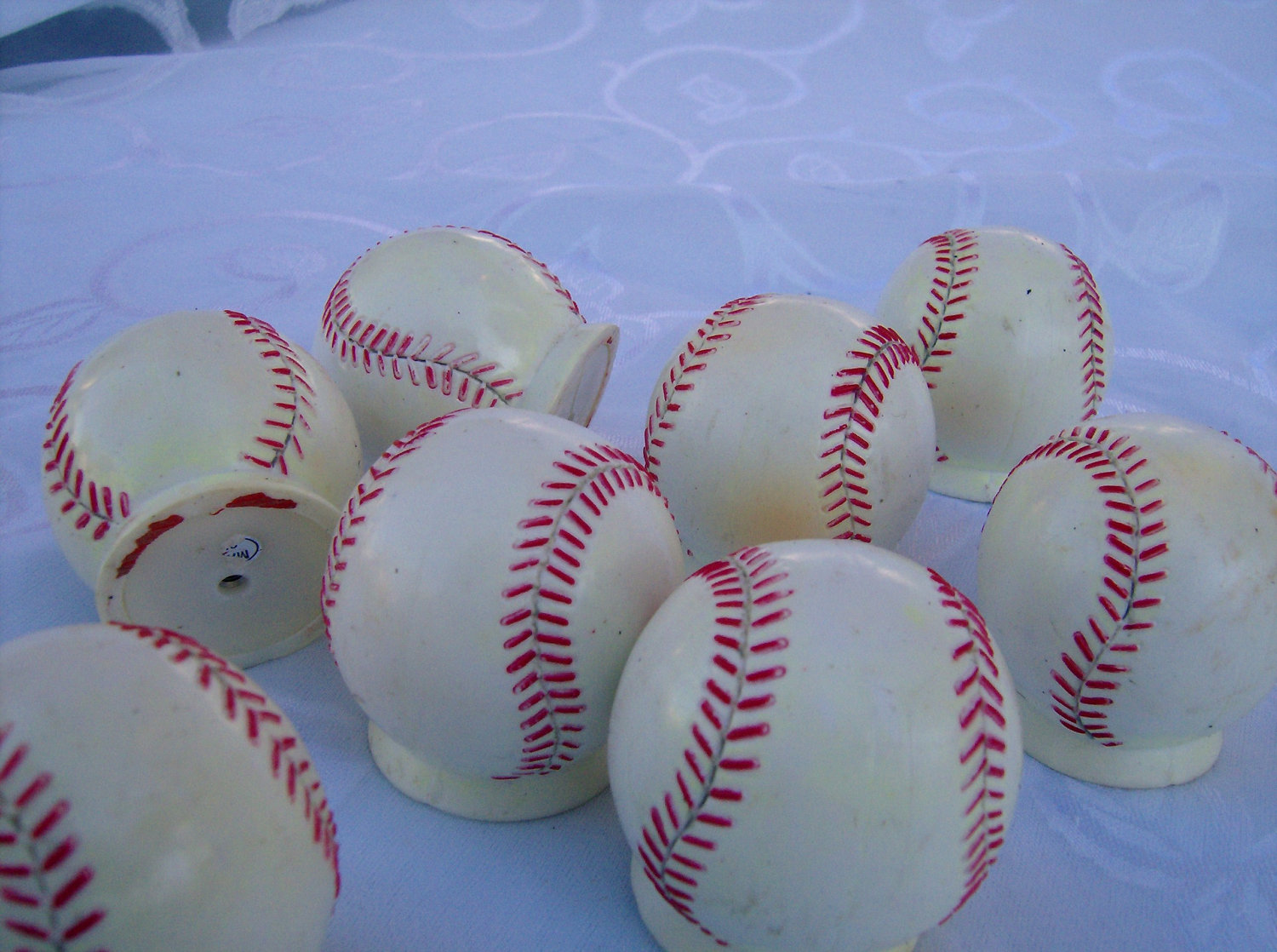 baseball door knobs photo - 3