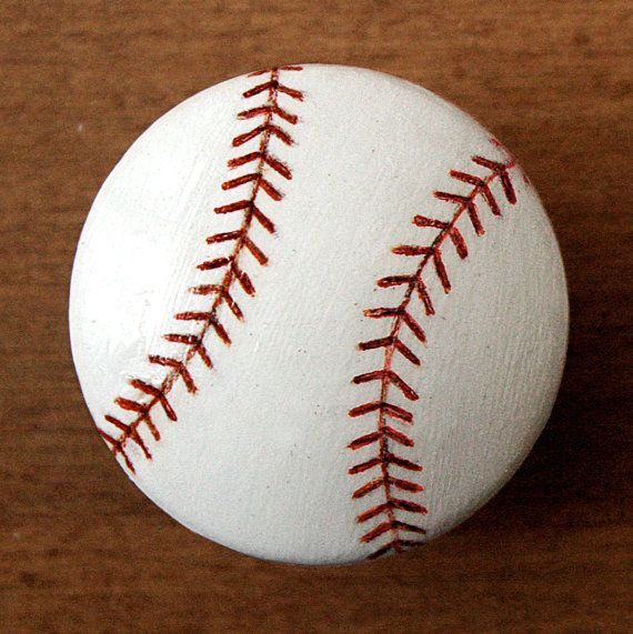 baseball door knobs photo - 8