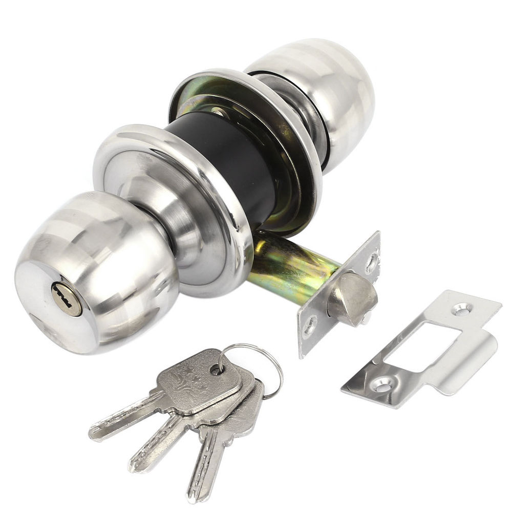 bathroom door knobs with locks photo - 2