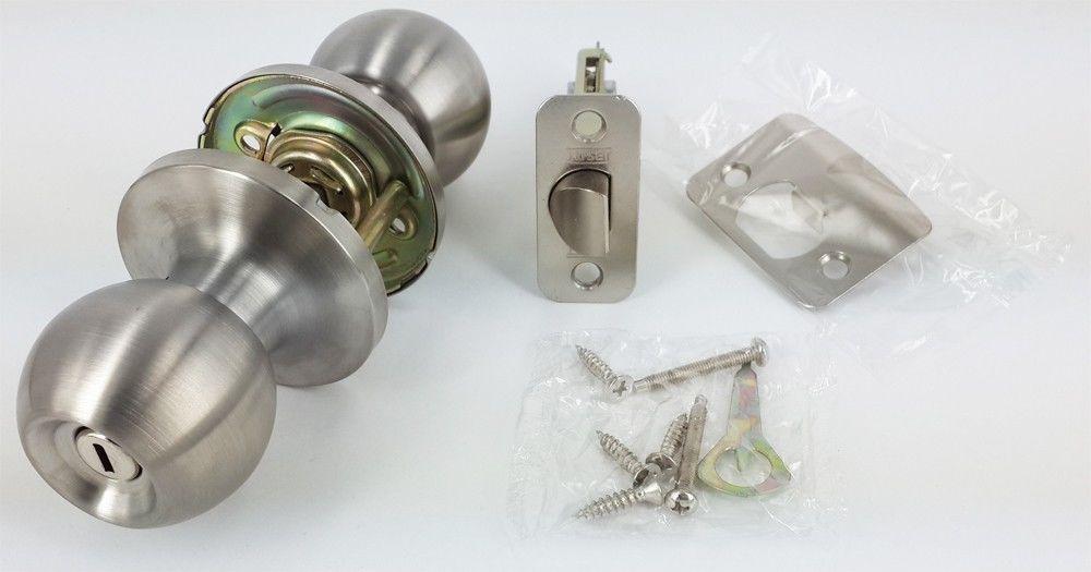 bedroom door knobs with lock photo - 14