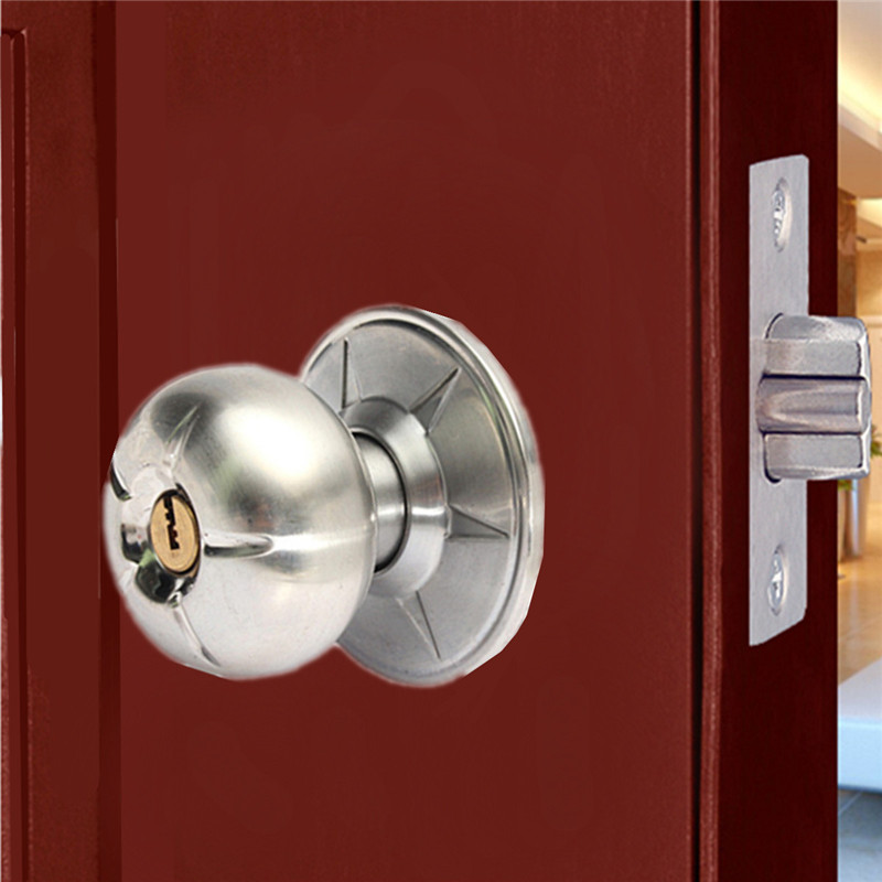 bedroom door knobs with lock photo - 6