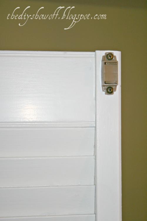 bifold door knob placement photo - 5