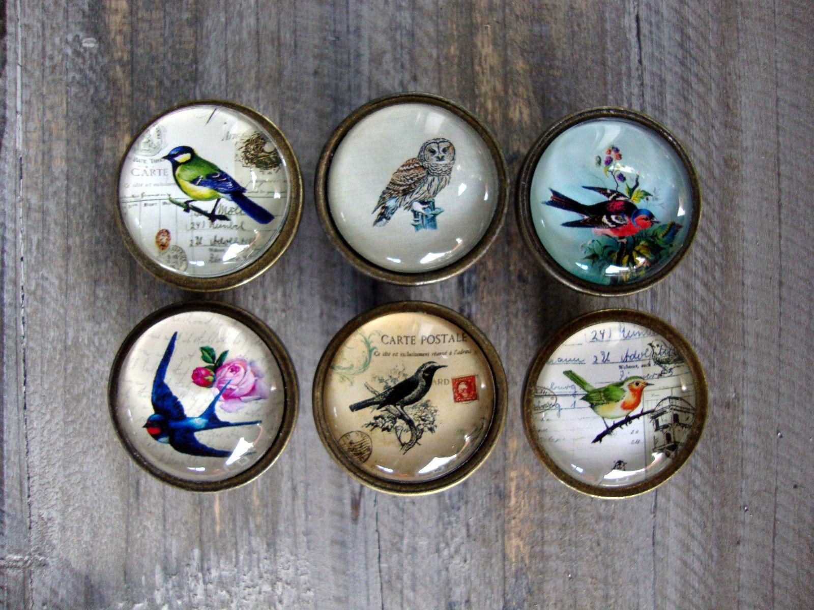 bird door knobs photo - 13