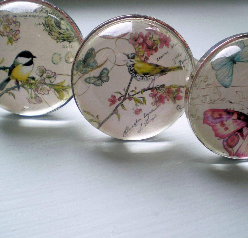 bird door knobs photo - 7