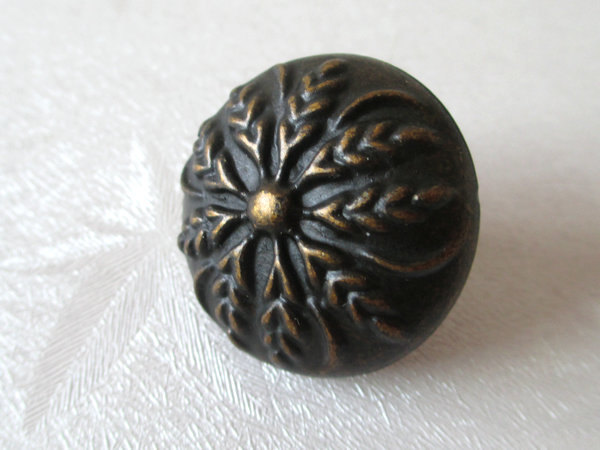 black antique door knobs photo - 13