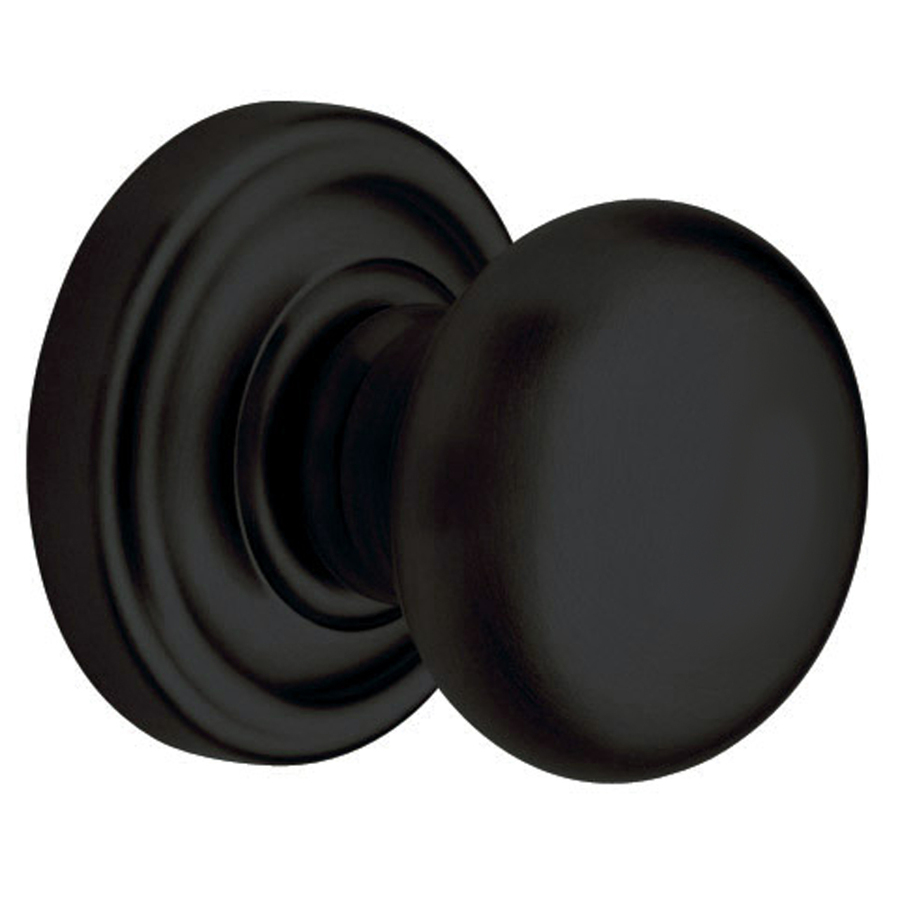 black door knob photo - 3