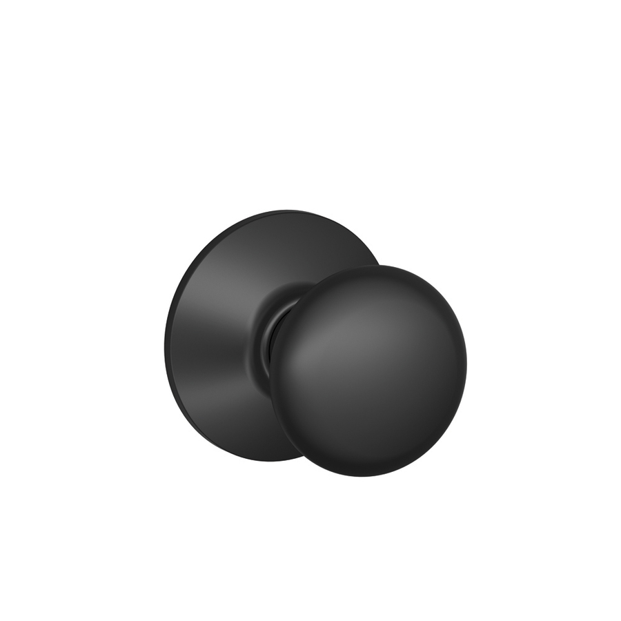 black door knob photo - 9
