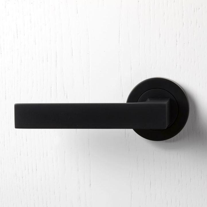 black door knobs uk photo - 10