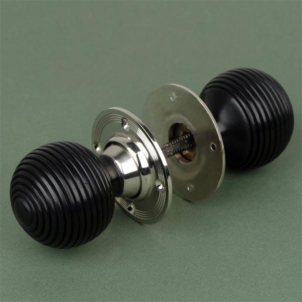 black door knobs uk photo - 16