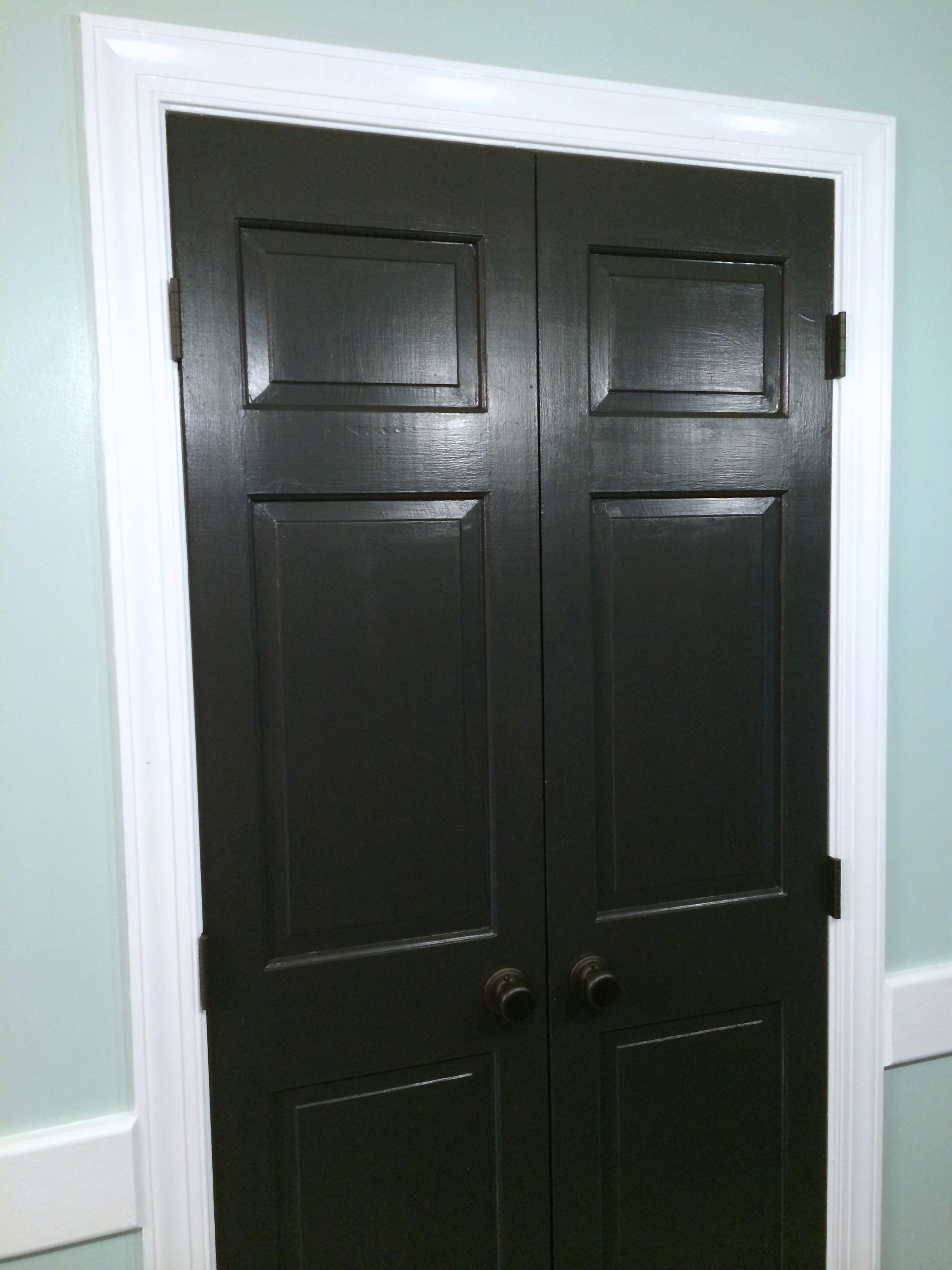 black interior door knobs photo - 11