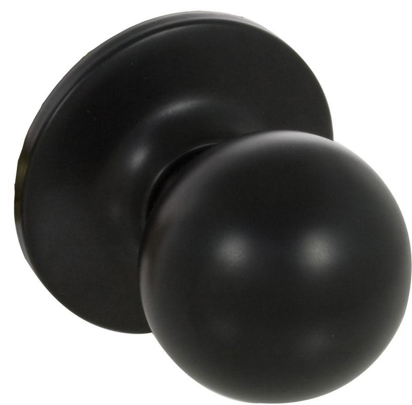 black interior door knobs photo - 15