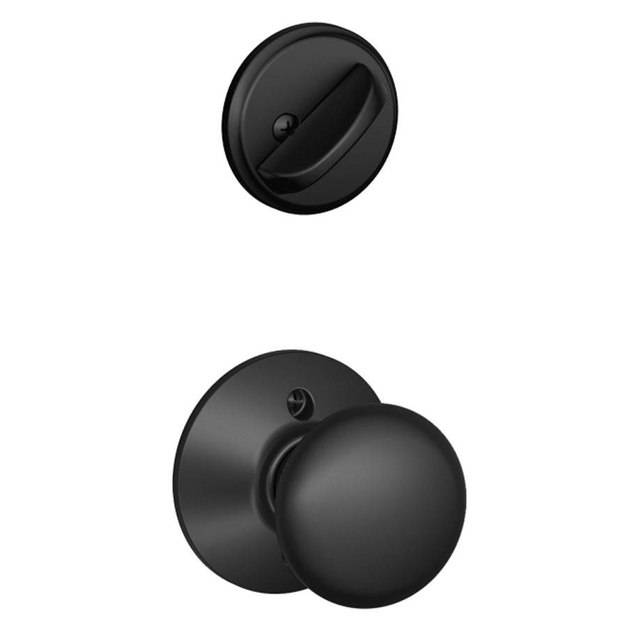 black interior door knobs photo - 18