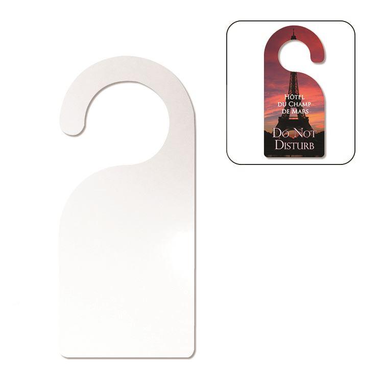blank door knob hangers photo - 17