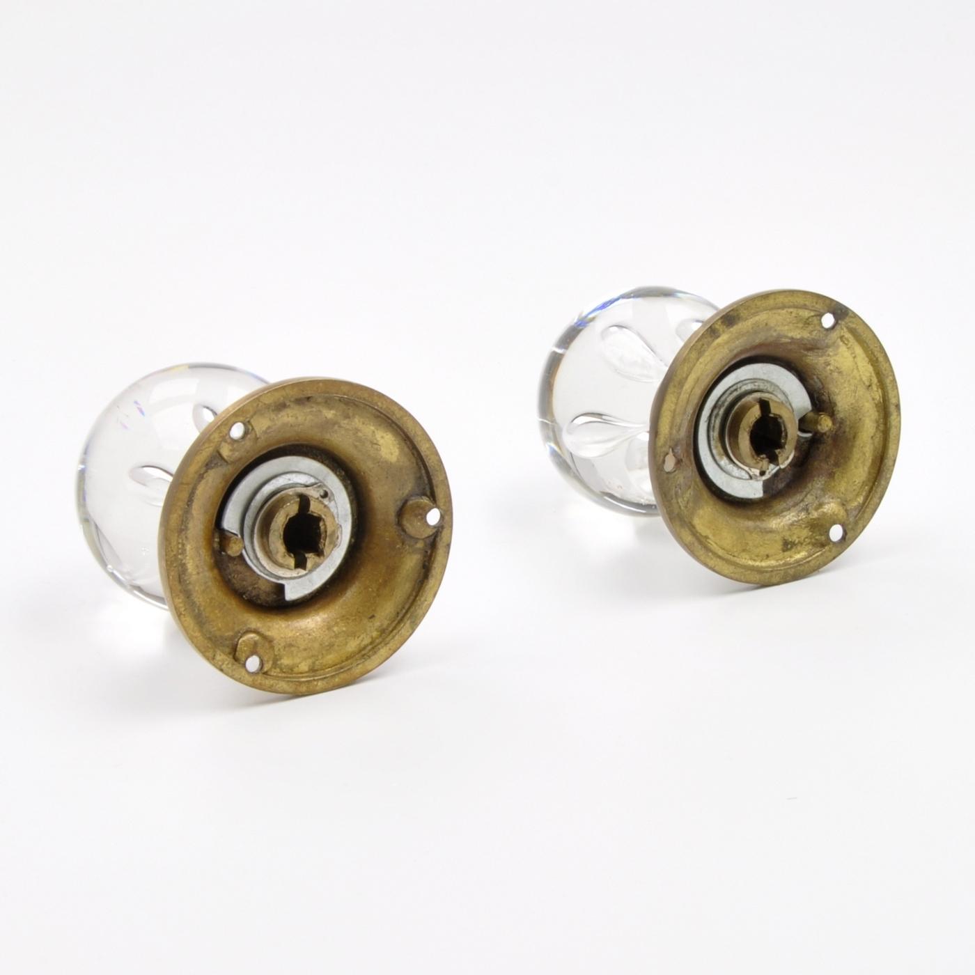 blown glass door knobs photo - 14