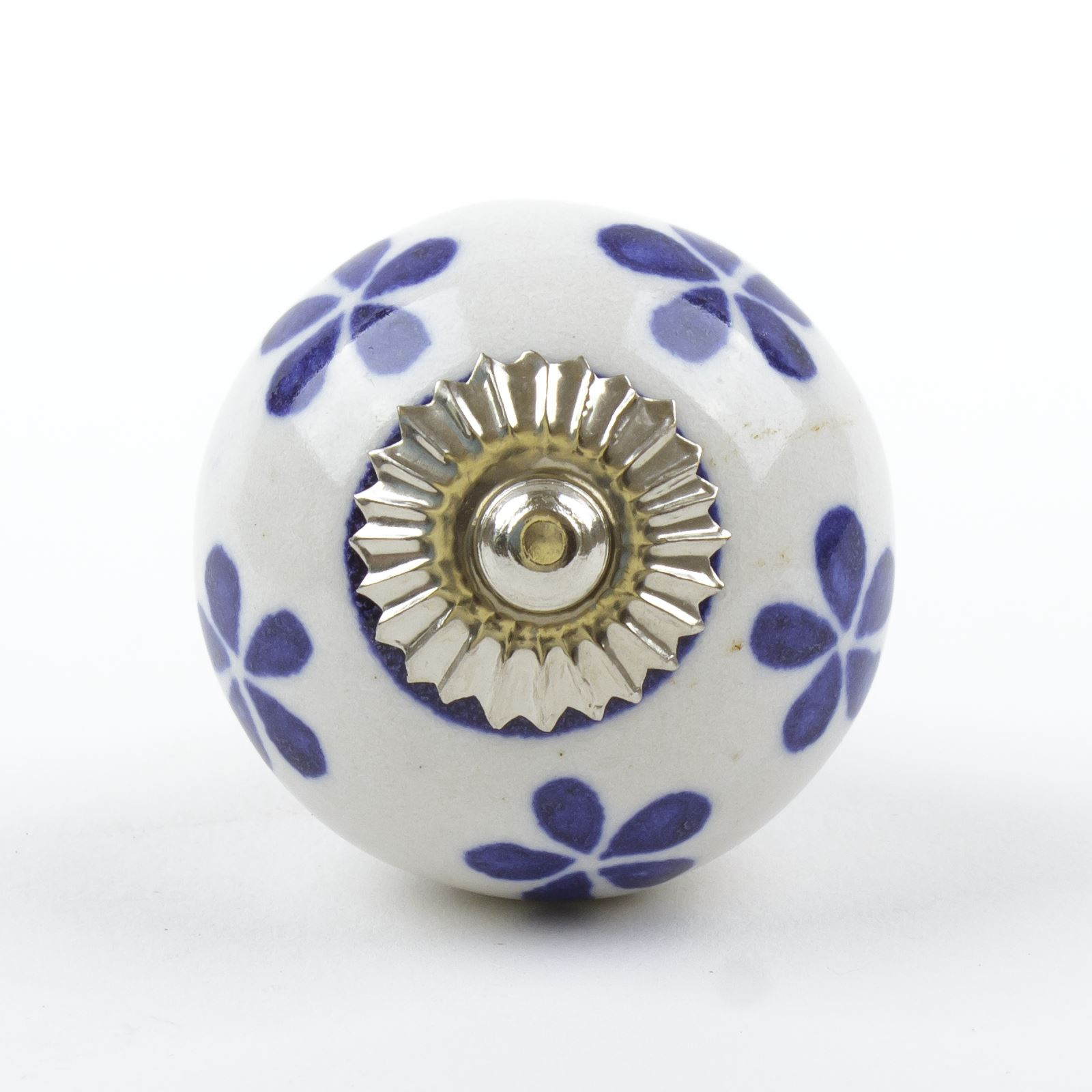 blue door knobs photo - 19