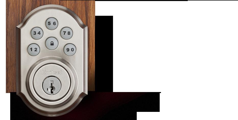 bluetooth door knob photo - 15