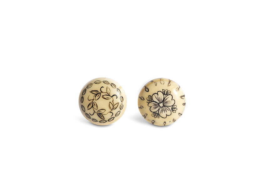 bone door knobs photo - 9