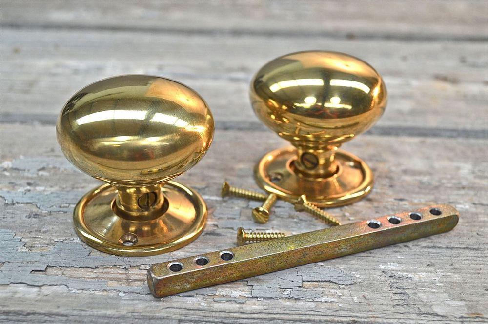 brass door knobs ebay photo - 19