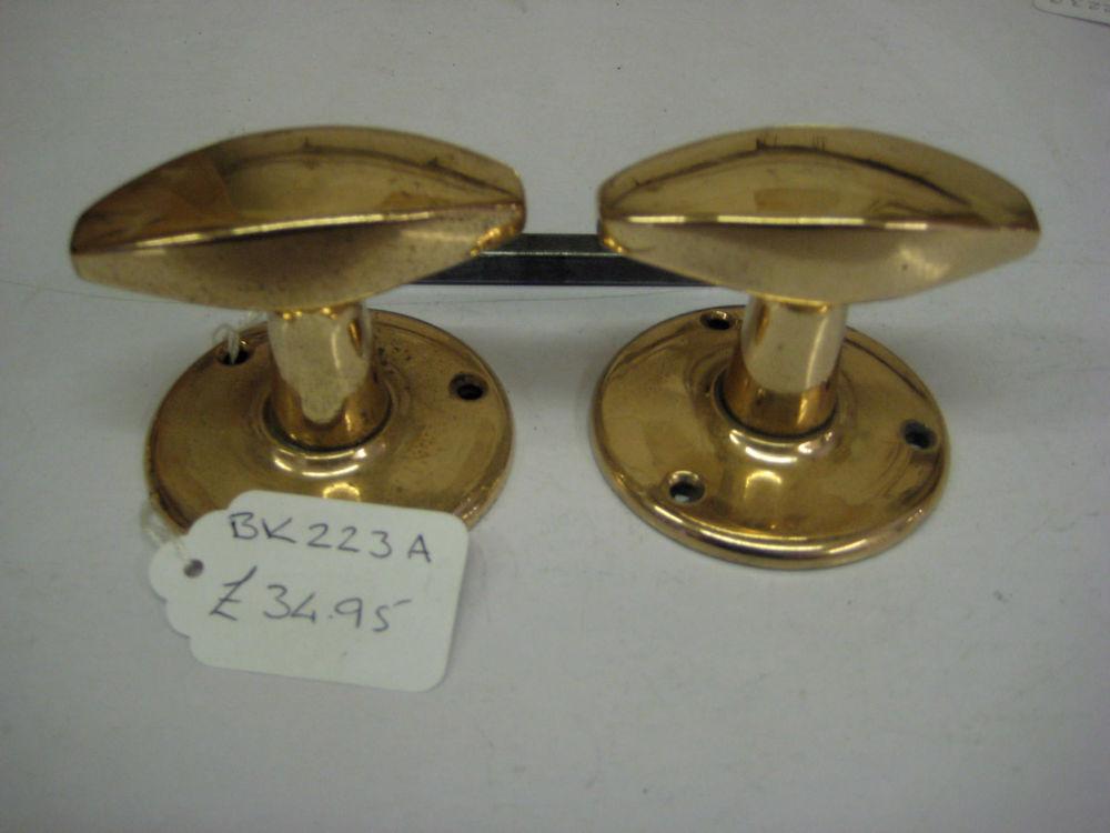 brass door knobs ebay photo - 20