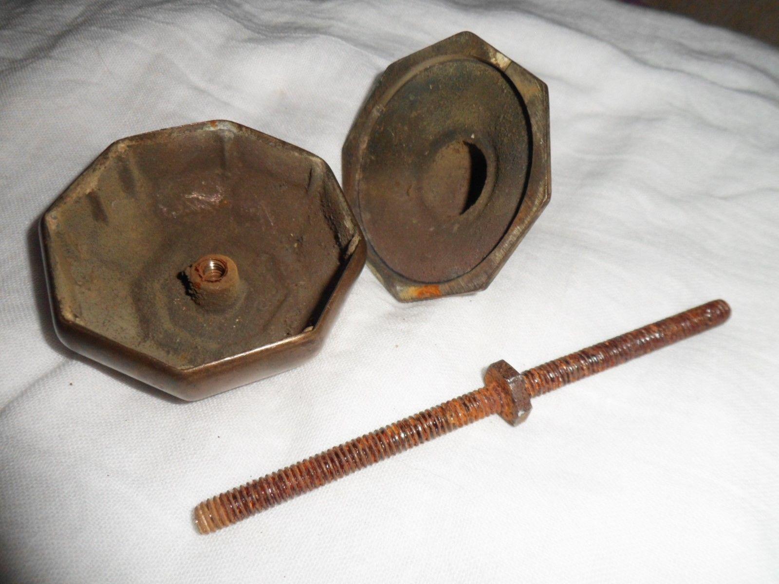 brass front door knob photo - 16