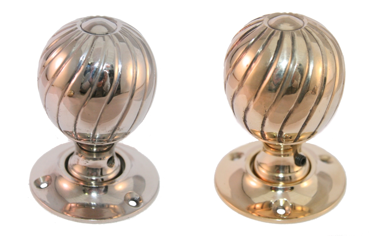 brass interior door knobs photo - 7