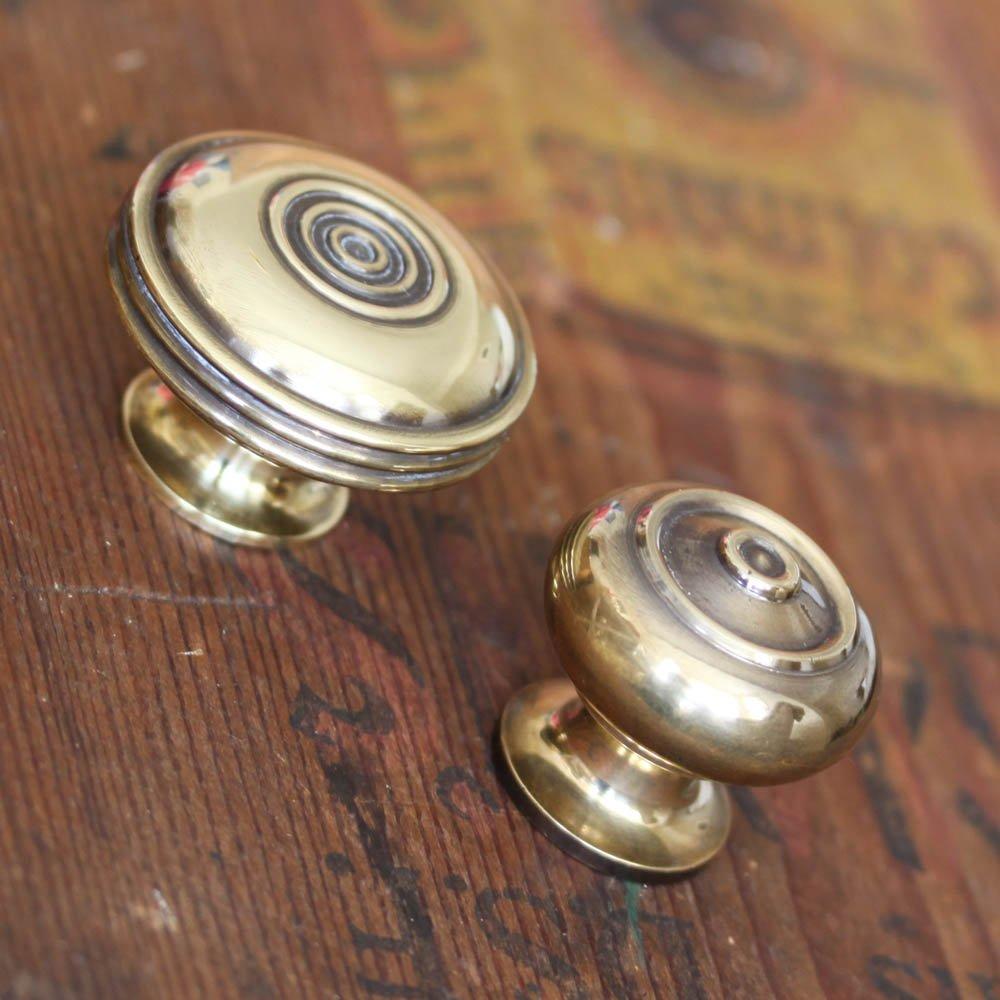 brass kitchen door knobs photo - 14