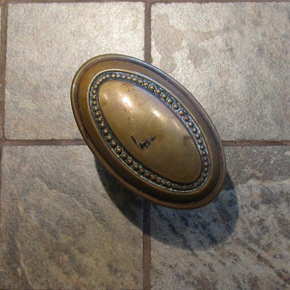 Brass Oval Door Knobs Photo   9
