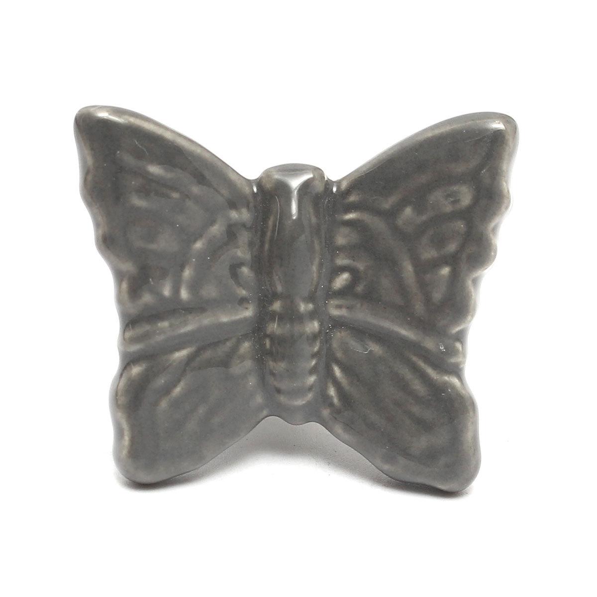 butterfly door knob photo - 8