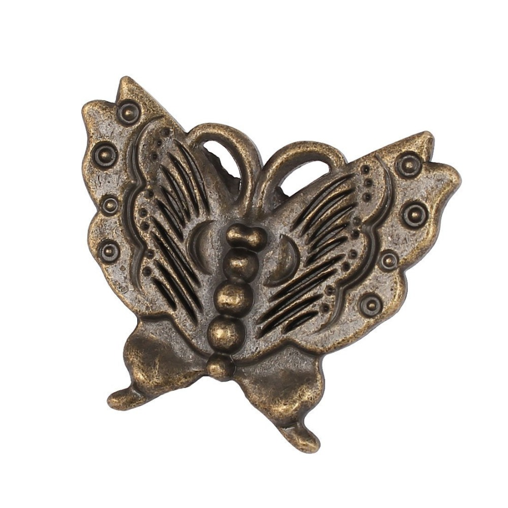 butterfly door knobs photo - 11
