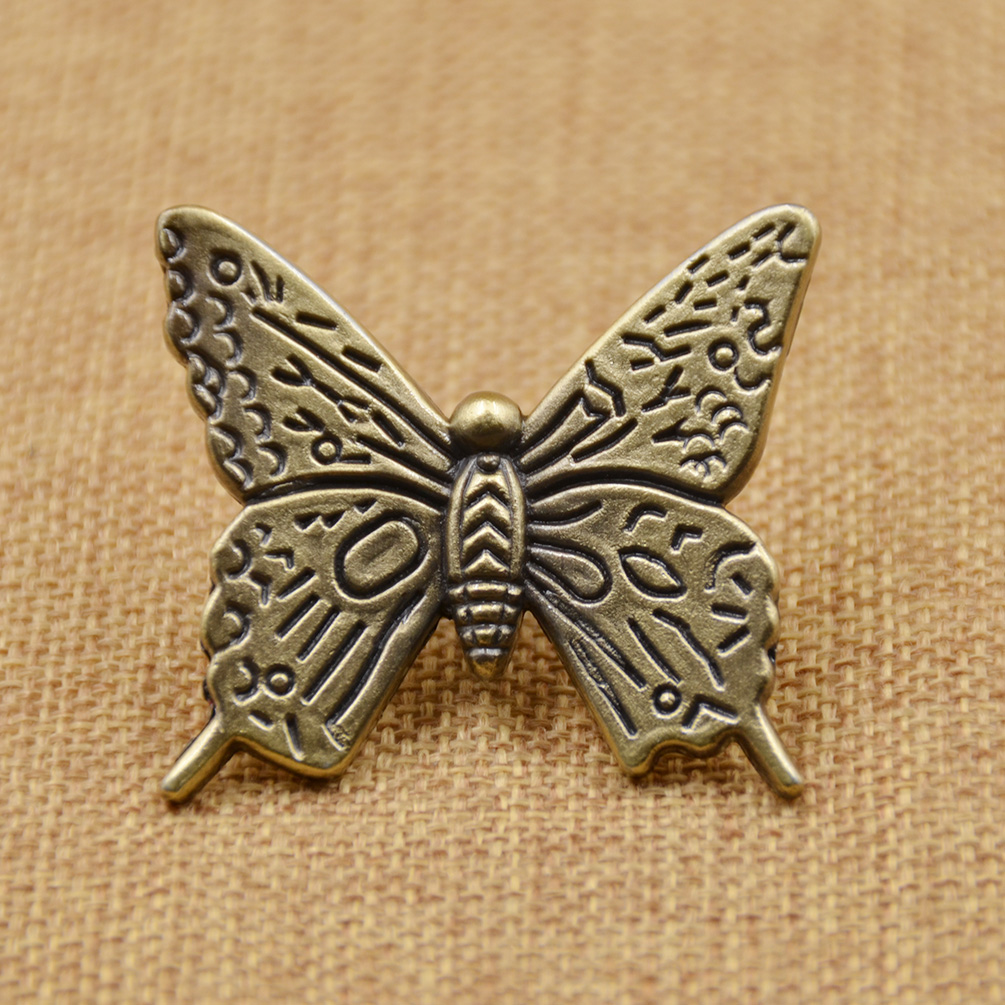 butterfly door knobs photo - 12